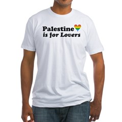 Palestine is for Gay Lovers Shirt