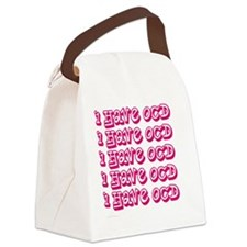 3-OCD Canvas Lunch Bag