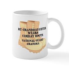 National Guard Grandma Granddaughter Desert Combat
