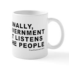 NSA Listens Mug