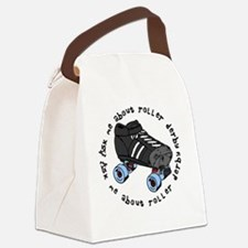 ask me 1 Canvas Lunch Bag