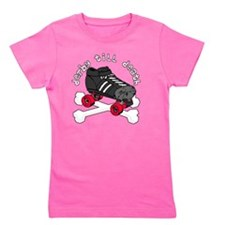 derby till death1 Girl's Tee