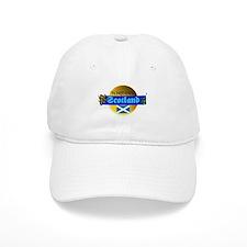 Forever Scotland. :-) Baseball Cap