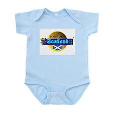 Forever Scotland. :-) Infant Bodysuit