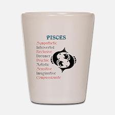 pisces Shot Glass