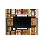 Piano Keys Sheet Music Fat Quarter Picture Frame