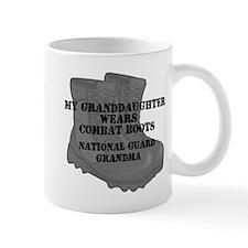 National Guard Grandma Granddaughter Combat Boots
