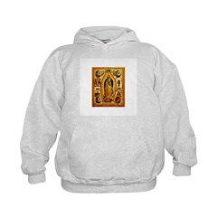 Virgen de Guadalupe Hoodie