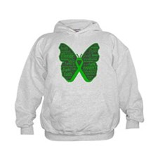Butterfly Bile Duct Cancer Hoodie