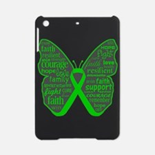 Butterfly Bile Duct Cancer iPad Mini Case