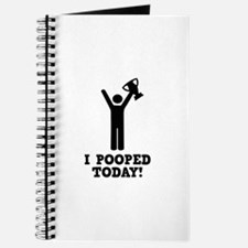 I Pooped Today! Journal