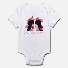Penguin Sweethearts Onesie