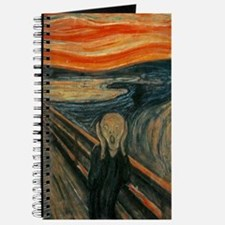 The Scream by Munch Journal