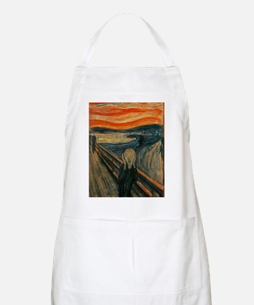 The Scream by Munch Apron