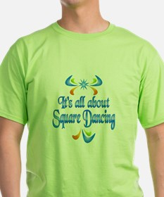 About Square Dancing T-Shirt