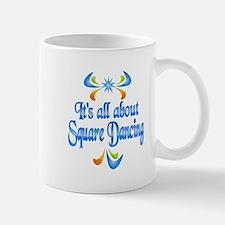 About Square Dancing Mug