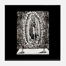 Guadalupe Altar Tile Coaster