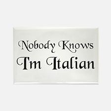 The Italian Rectangle Magnet