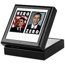 zerohero2forblack Keepsake Box