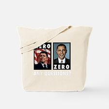 zerohero2forblack Tote Bag