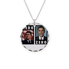 zerohero2forblack Necklace Circle Charm