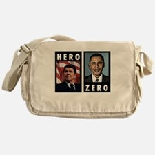 zerohero2forblack Messenger Bag