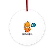 Breckenridge ORA Round Ornament