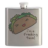 Taco Flask Bottles