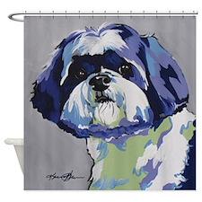 ShihTzu - Ringo s6 Shower Curtain