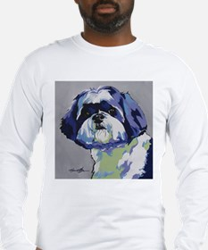 ShihTzu - Ringo s6 Long Sleeve T-Shirt