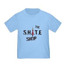 Shite Shop front T-Shirt