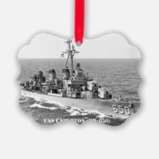 caperton postcard Ornament