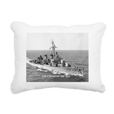 caperton small poster Rectangular Canvas Pillow