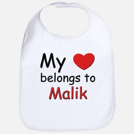My heart belongs to malik Bib