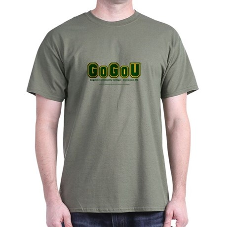 Gogebic Community College Dark T-Shirt