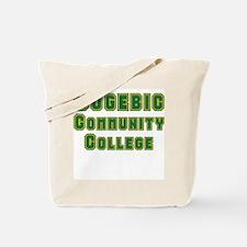 Gogebic Community College Tote Bag