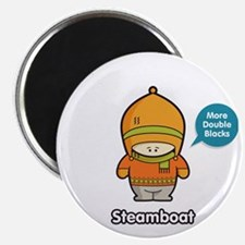 Steamboat ORA-TAN Magnet