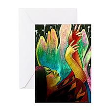 The Summoner Greeting Card