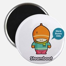 Steamboat ORA-PNK Magnet