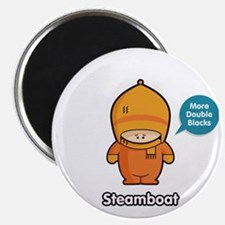 Steamboat ORA Magnet