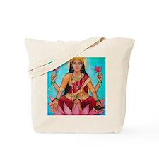 Lakshmi original art Tote Bag