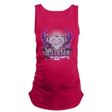 find your core pilates Maternity Tank Top