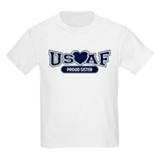 Air Force Sister T-Shirt