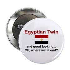 Egyptian Twins-Good Lkg Button