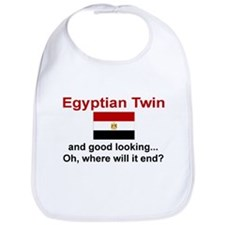 Egyptian Twins-Good Lkg Bib