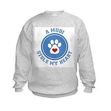 Mudi/My Heart Sweatshirt