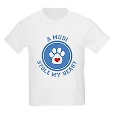 Mudi/My Heart Kids T-Shirt