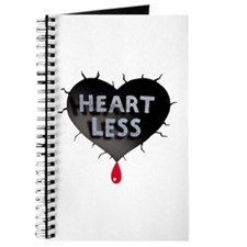 Well and truly heartless Journal