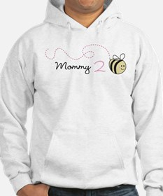 Personalized Pregnancy Announcement Bee Hoodie