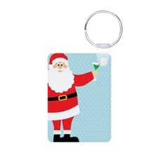 Santa Christmas Party  Keychains